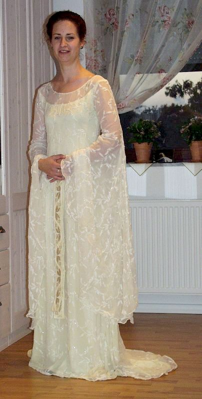 Galadriel – Hochzeitskleid – Naergi\'s Kostümseite