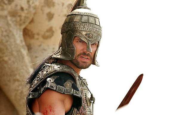 Troy costume exhibit | Naergi's Costuming Site