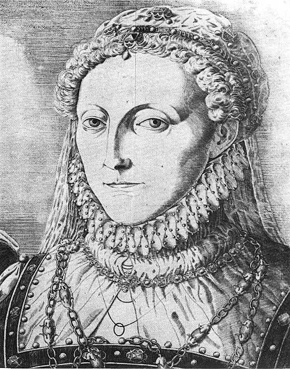 queen elizabeth 1. Queen Elizabeth I - Engraving