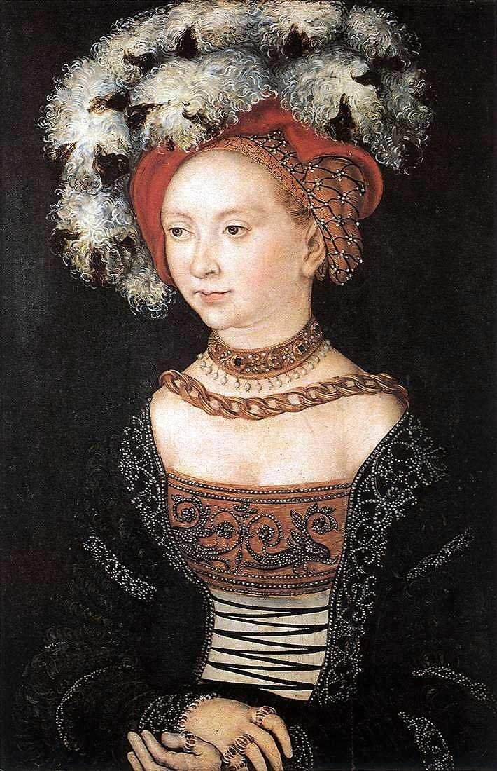 Cranach gown – Naergi\'s Costuming Site