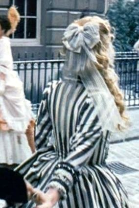 sleepy hollow striped naergis costuming site - Sleepy Hollow Halloween Costumes