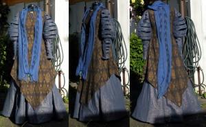Breha Organa costume