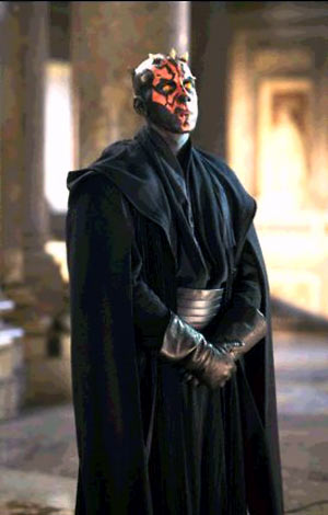 Darth Sidious Costume For Kids