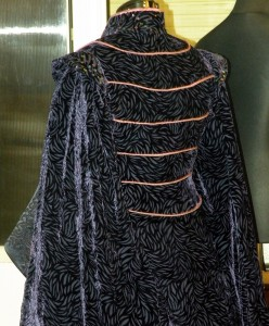 BackBodice-beaded