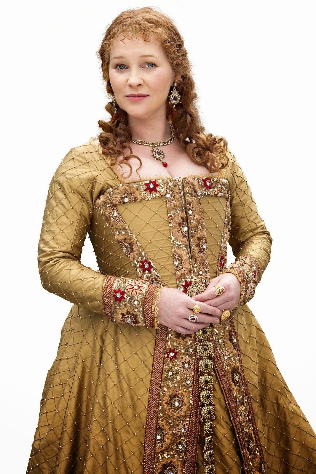 Doctor Who – Queen Elizabeth I. – Naergi's Costuming Site
